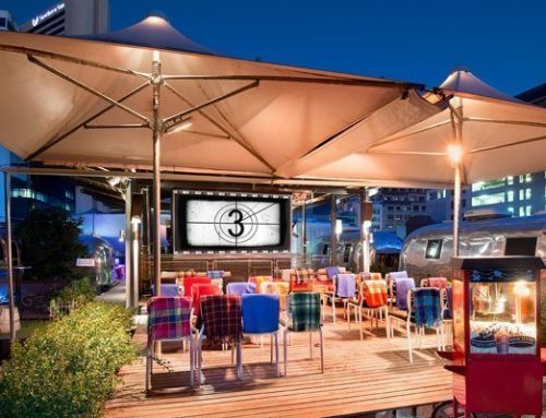 Rooftop Movies in Cape Town